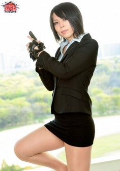 Shemale Japan Secret Agent