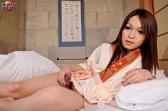 Minami Hosho Traditional Sexy Newhalf